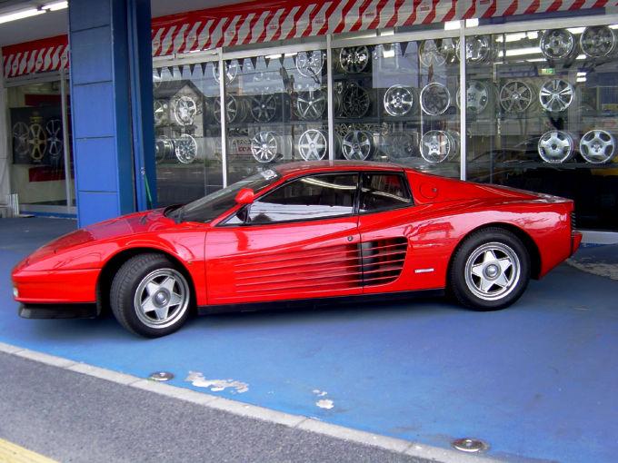 Ferrari i Sverige 2